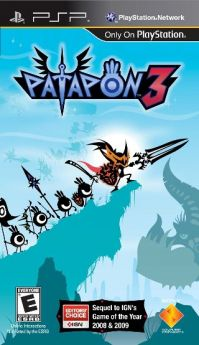 Patapon 3 [FULL][ISO][ENG]