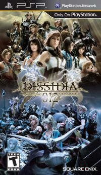 Dissidia 012 Duodecim Final Fantasy (Patched)[FullRIP][CSO][Multi4]