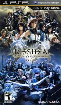 Dissidia 012 Prologus Final Fantasy (Patched)[FullRIP][ISO][ENG]