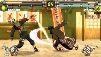 Naruto Ultimate Ninja Heroes [FULL][ISO][ENG]