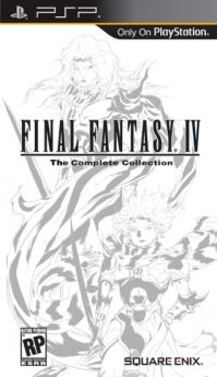 Final Fantasy IV: The Complete Collection [FULL][ISO][ENG]