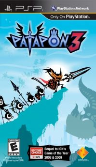 Patapon 3 [FULL][CSO][RUS]