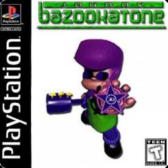 Johnny Bazookatone [PSX-PSP][ENG]