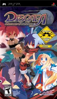 Disgaea: Afternoon of darkness [FULL][CSO][ENG]