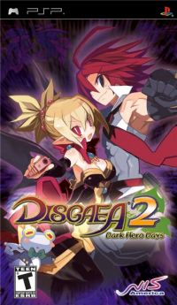 Disgaea 2: Dark Hero Days [FULL][ISO][ENG]