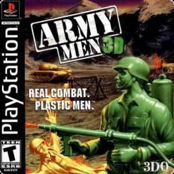 Army Men 3D [PSX-PSP][RUS]