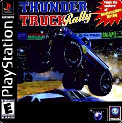 Thunder Truck Rally [PSX-PSP][ENG]