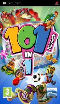 101-in-1 Megamix (Patched)[FullRIP][ISO][RUS]