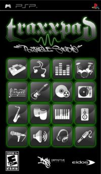 Traxxpad Portable Studio [FullRIP][CSO][ENG]