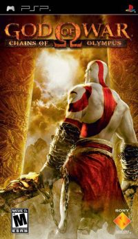 God of War: Chains of Olympus [FULL][ISO][RUS]