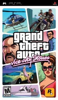 Grand Theft Auto: Vice city Stories [FullRIP][ISO][RUS]