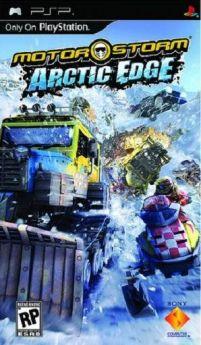 MotorStorm Arctic Edge [Patched] [FullRIP][CSO][RUS]