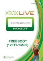 [Xbox][JTAG/DLC] Avatar Marketplace Freeboot 12611-13599 (1016 items) + Avatar Friday Patcher v1.1