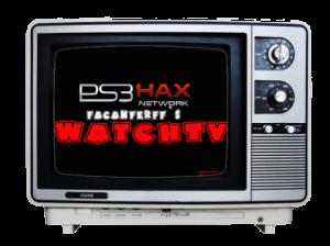 [PS3] WatchTV более 300 ТВ каналов у вас на PS3