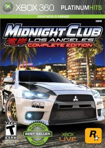 [Xbox] Midnight Club - Los Angeles Complete Edition [Region Free] [ENG]