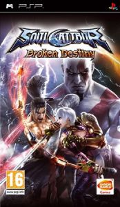 Soul Calibur IV Broken Destiny [RUS][FULL][ISO]