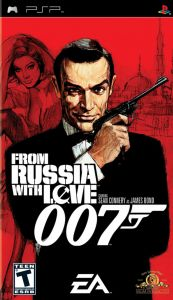 JAMES BOND 007: FROM RUSSIA WITH LOVE [Rus] [FULL]