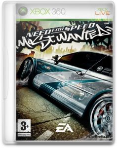 [Xbox] Need for Speed: Most Wanted [Pal][Russound]