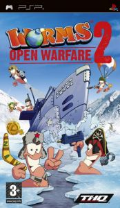 Worms: Open Warfare 2 [ISO][RUS][FULL][Patched]