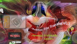 Adhoc File Transfer v0.7[RUS]