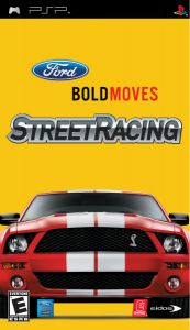 Ford Bold Moves Street Racing [FULL][ISO][ENG]
