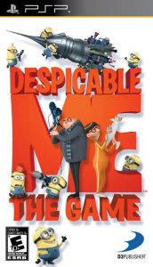 Despicable Me: The Game [FULL][ISO][MULTI3]